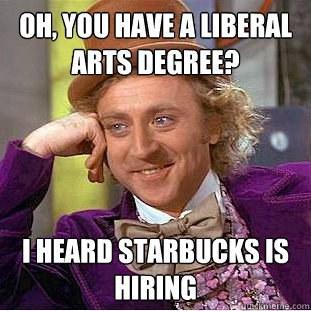 liberal art degree