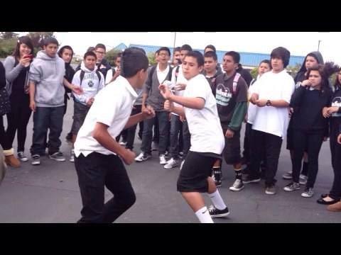 Middle school fights