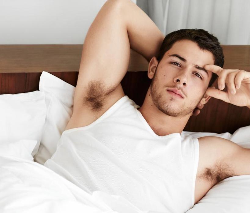 Nick Jonas Nude Selfie