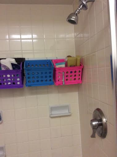 Plus It Is Easier To Already Have Your Shampoo And Conditioner In The Bathroom So You Dont Have
