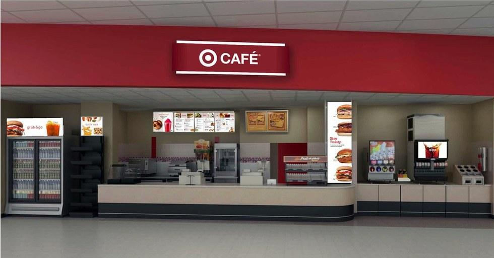 Target Food Cafe Hours