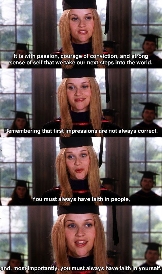 Legally Blonde Quotes To Live By