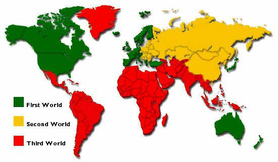 Stop calling them third world countries i previously mentioned the three world model but what is it at a time it was a way to geopolitical categorize nations of the world during the cold war gumiabroncs Choice Image