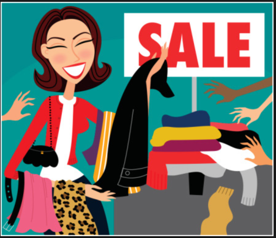 Vendor Makes Another Sale: Confessions Of A Shopaholic