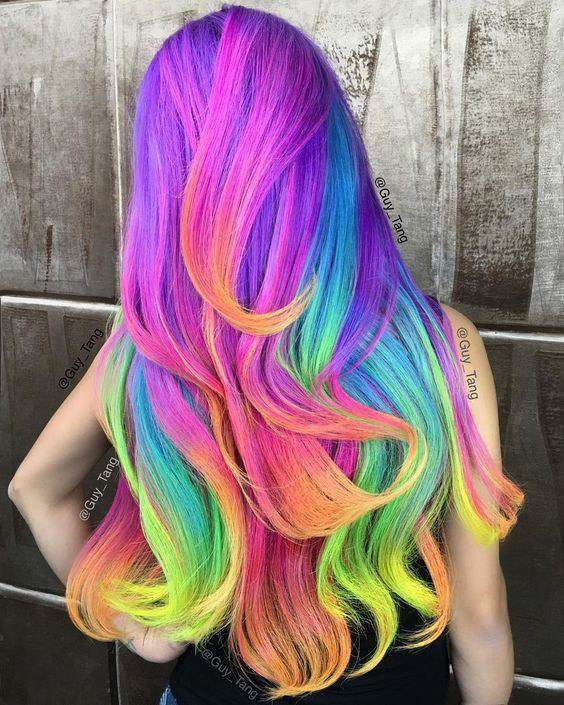 6 Struggles Of Having Unnaturally Colored Hair
