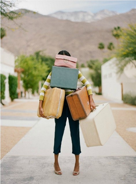 Image result for girl moving out