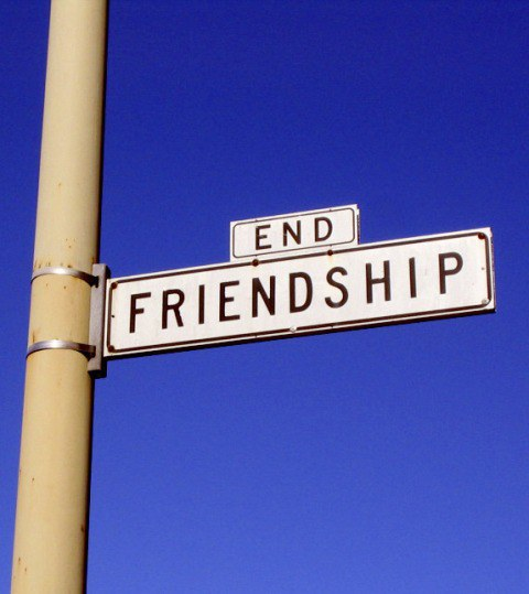 when to end a friendship