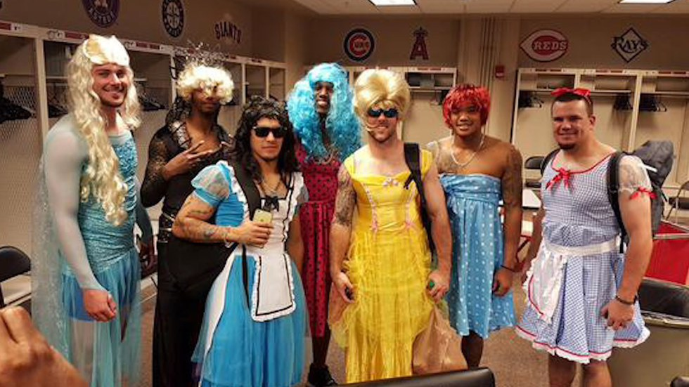 First they made all of their players humiliate themselves by dressing up in pajamas. Then when the Cubs headed to the playoffs last season they had their ...  sc 1 st  Odyssey & 11 Reasons You Shouldnu0027t Root For The Chicago Cubs This Season
