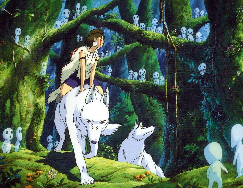 7 Reasons Why You Should Watch Studio Ghibli Movies