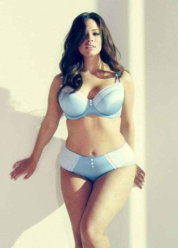 Gorgeous chubby women