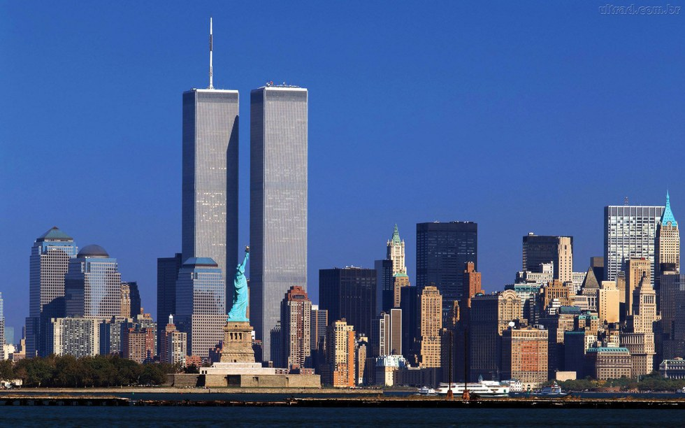 The Freedom Tower From A New York State Of Mind