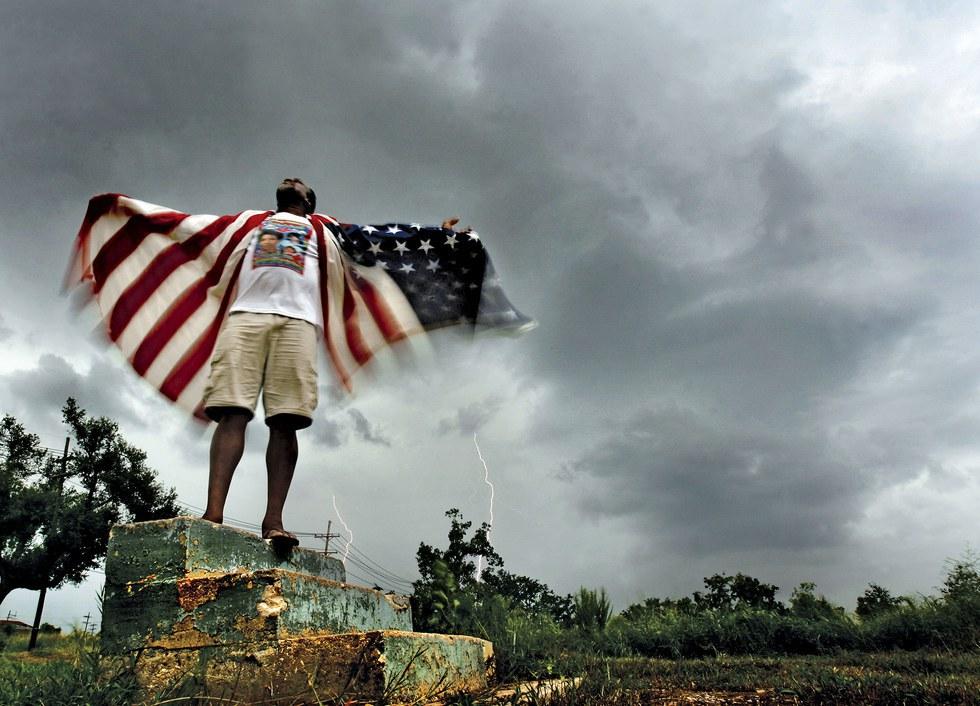 did hurricane katrina exposed racism in america essay