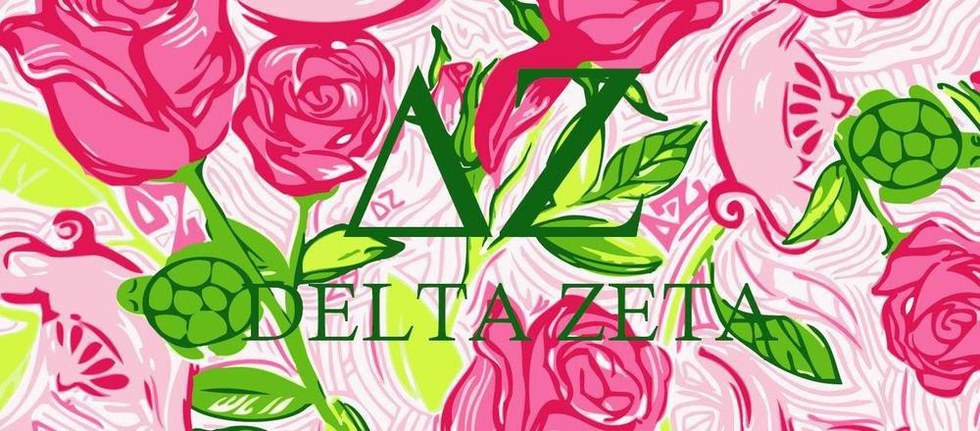85247cb9b1aaa2 You know that Lilly Pulitzer has a personal print for Delta Zeta.