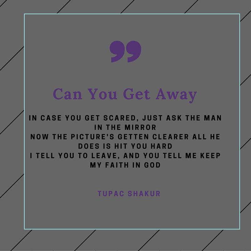 Tupac Shakur Its Us Against The World