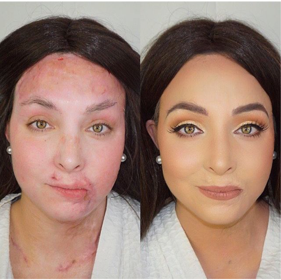 how to make yourself look younger without makeup