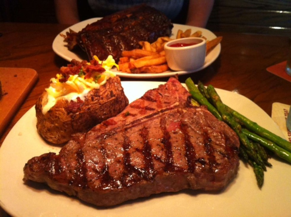 Best Food To Eat At Outback Steakhouse