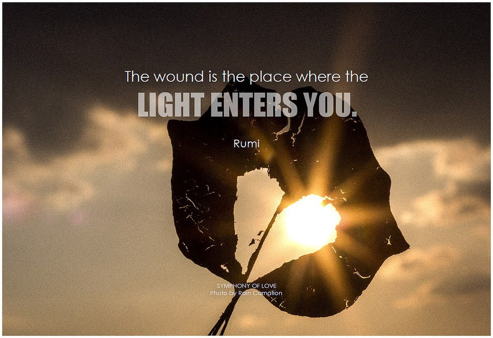 10 Beautiful Rumi Quotes Applicable To Everyday Situations