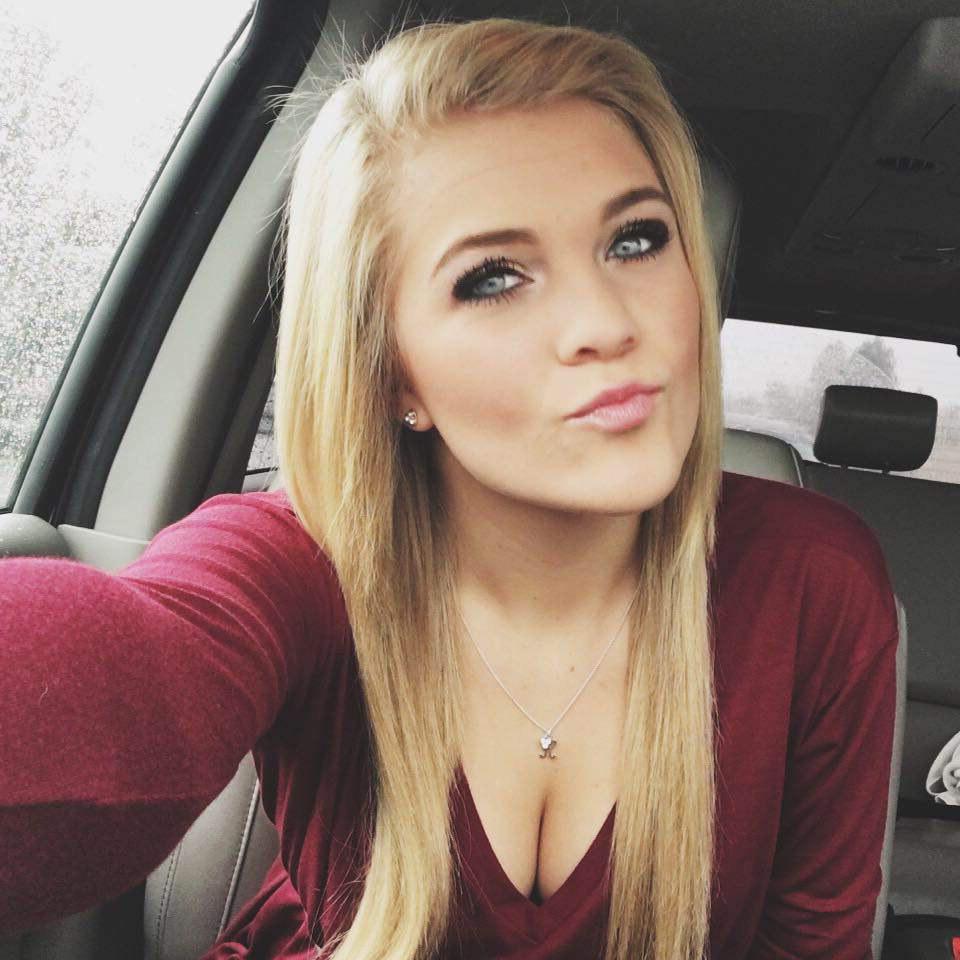 18 Year Old White Girl