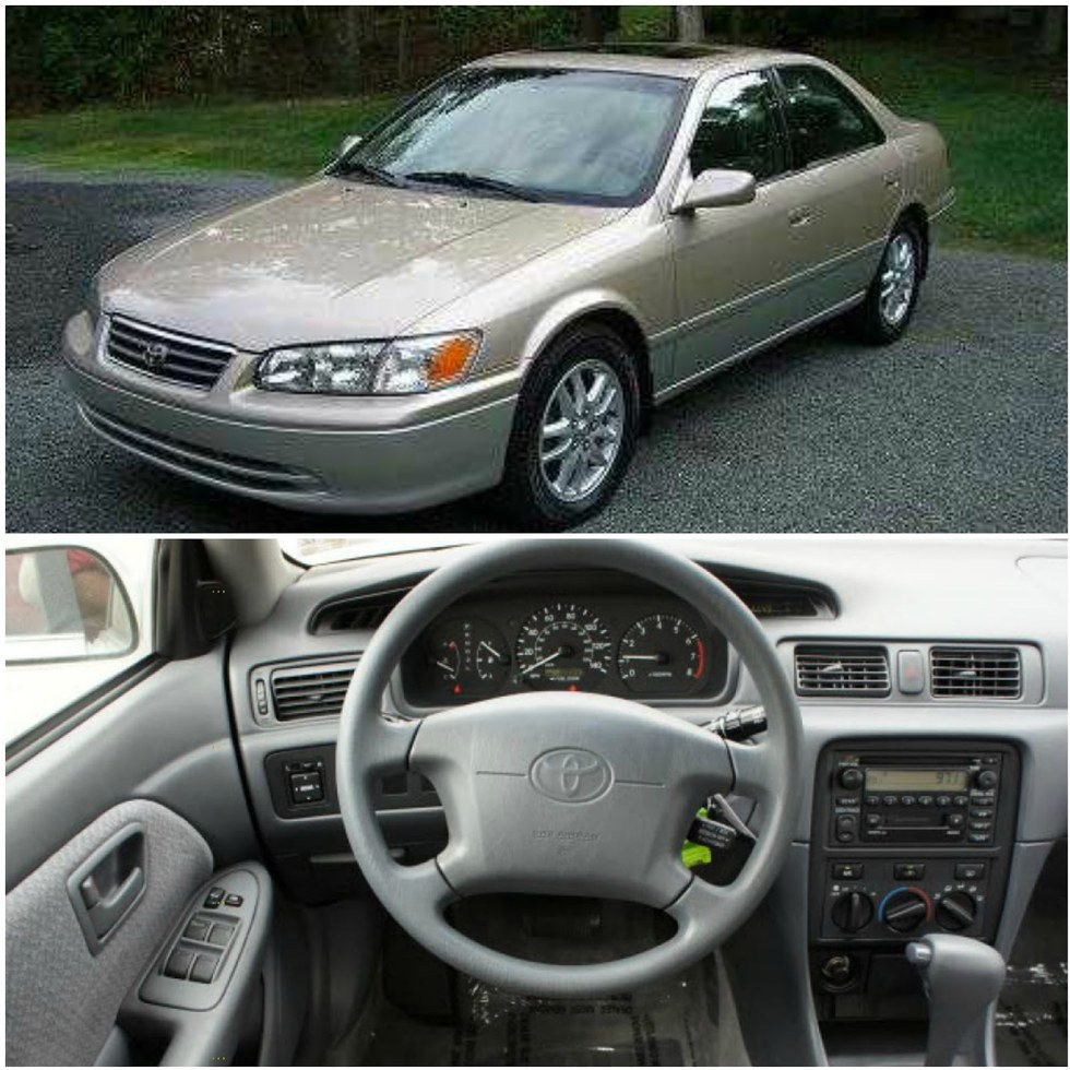 Sure, This Camry Will Get You From Point A To Point B And Itu0027ll Be As  Reliable As Your Grandmau0027s Cooking, But Youu0027ll Feel About As Old As Your  Grandma While ...