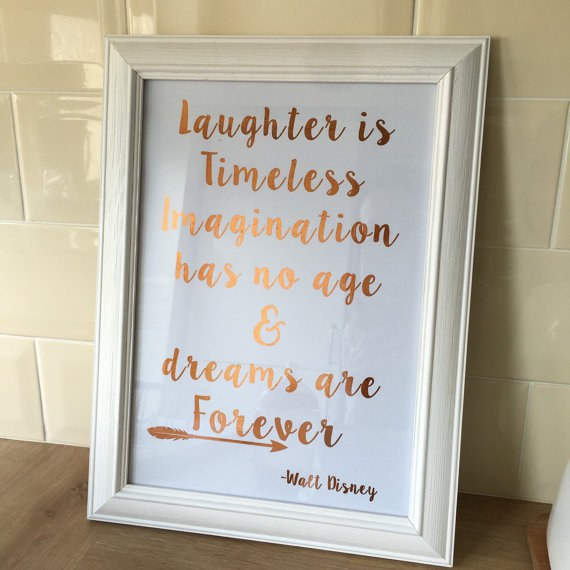 Hang This Walt Disney Quote Above Your Desk And Keep Inspired Even While Slaving Away Over Study Guides Never Forget That You Can Imagineer Own