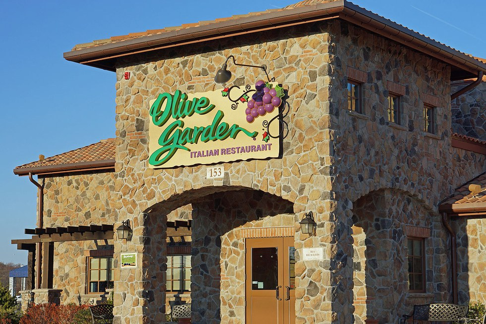 6 best restaurants in rochester - Olive Garden Rochester Ny
