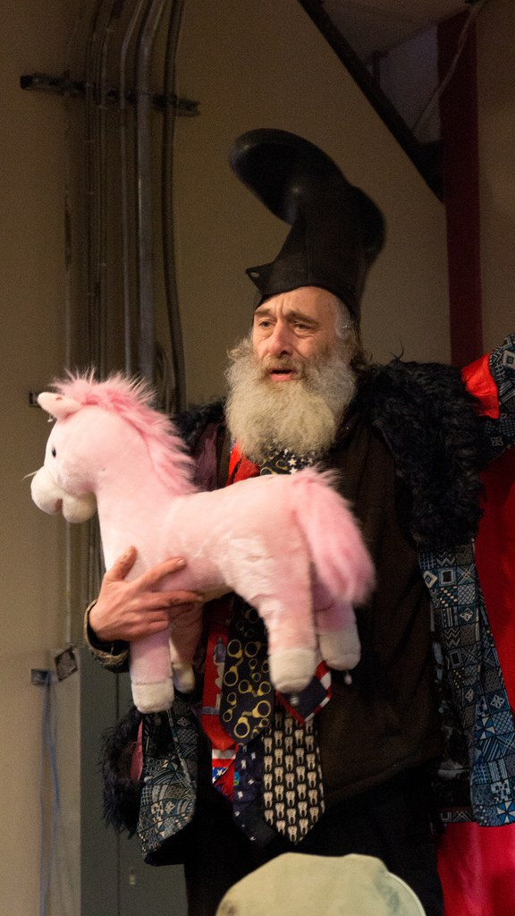 4f1d95acbc3 Vermin Supreme s pony policy is a job creation program that will help  combat lack of public transportation and climate change by reducing fossil  fuel ...