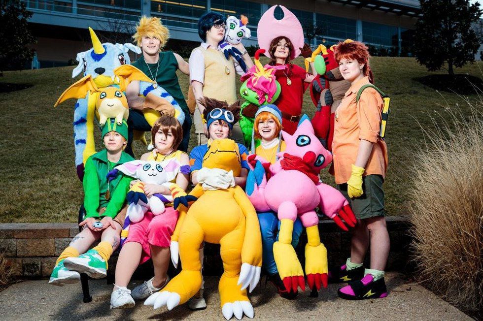 11 Series To Closet Cosplay From