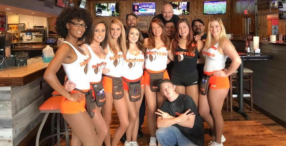 Hot women hooters boobs