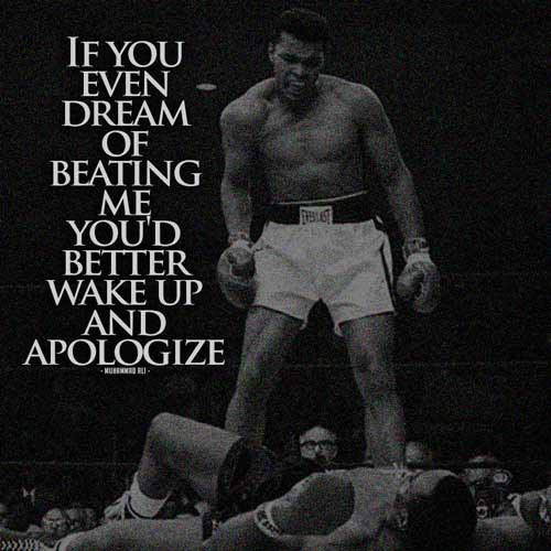 Muhammad Ali Top 10 Quotes: 10 Of Muhammad Ali's Legendary Quotes