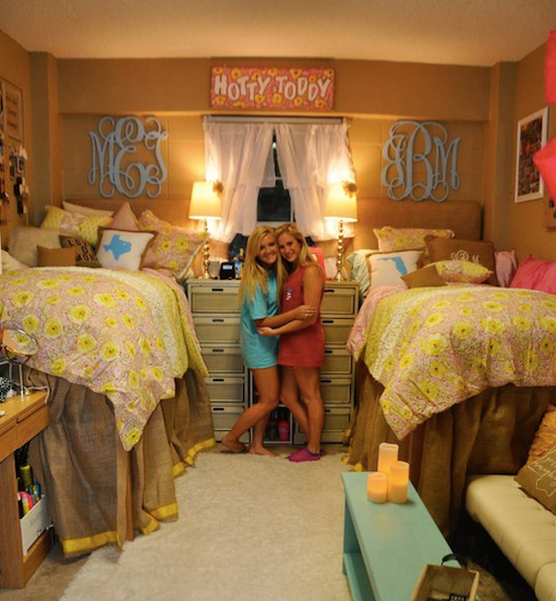 10 Ways To Make Your Dorm Room More Cozy