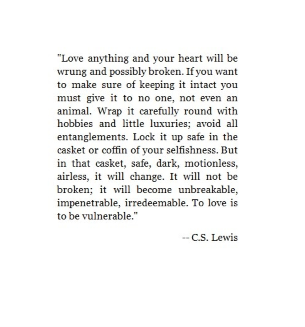 Cs Lewis Quotes On Life 25 Of The Best C.slewis Quotes