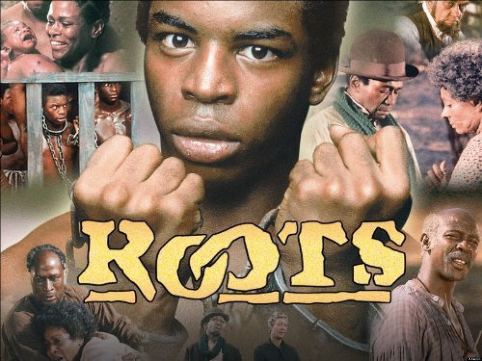 analysis of the tv miniseries from 1977 roots