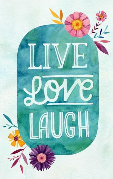 live love laugh. Black Bedroom Furniture Sets. Home Design Ideas