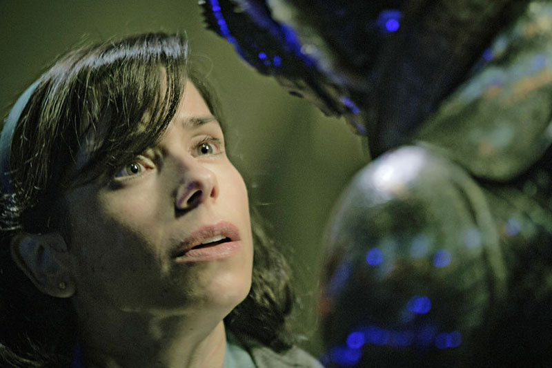Guillermo del Toro Redefines the Love Story in Underwater Fantasy-Thriller  The Shape of Water