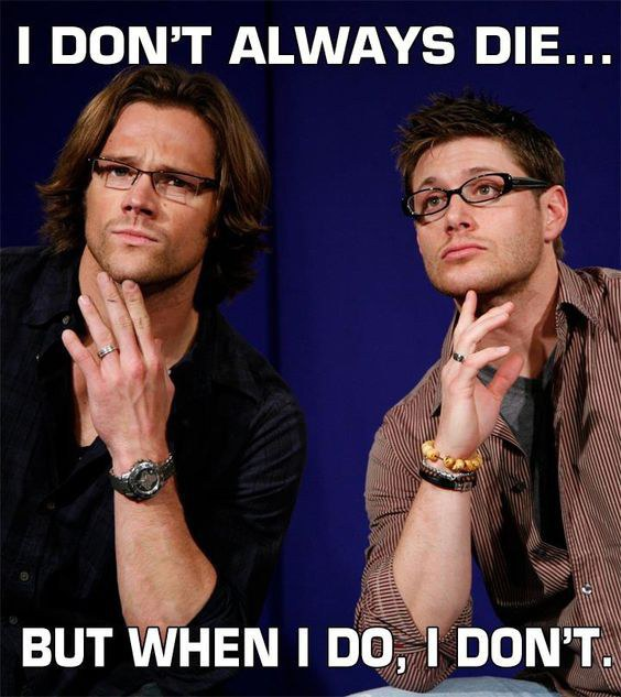 980x 15 supernatural memes to get you through your day