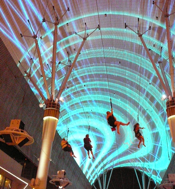 Fremont Street: One Of The Great Places In Vegas