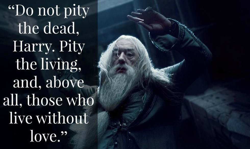 25 Harry Potter Book Quotes To Live By