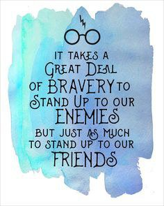 10 Life Lessons Taught Through Harry Potter Quotes