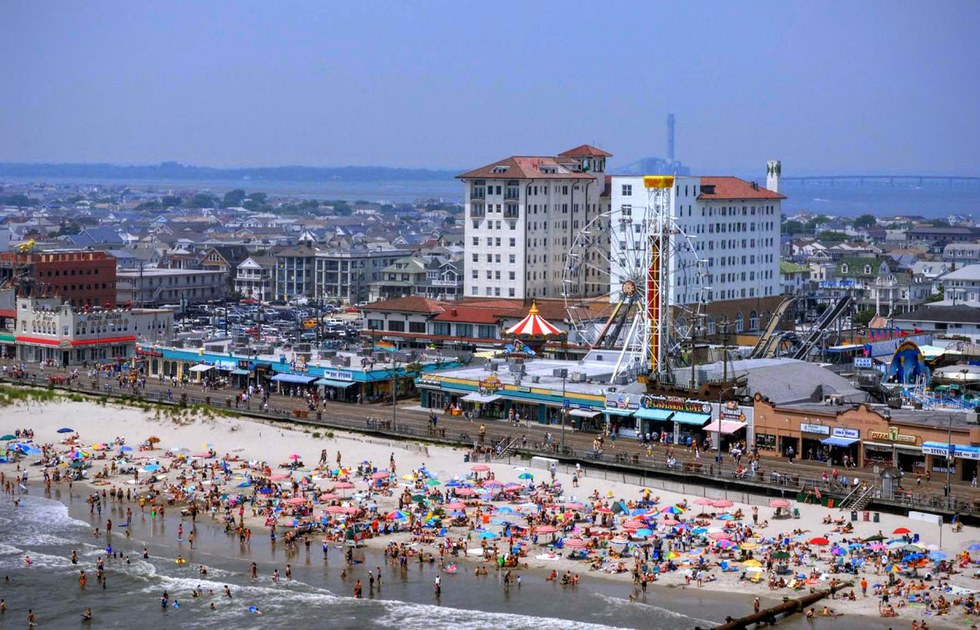 12 must do 39 s on your vacation in ocean city new jersey for Build on your lot new jersey