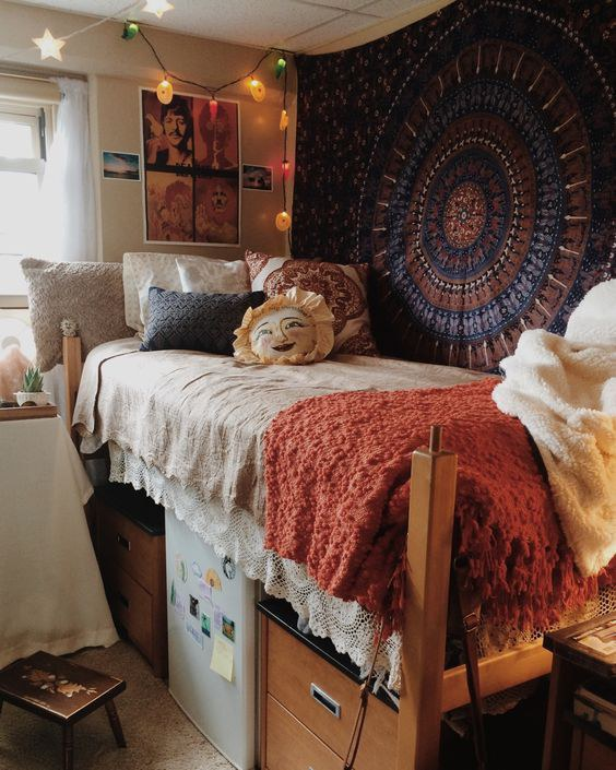 I Am Planning To Buy One For This Fall Check Out Society6 Some Really Cool And Unique Tapestries Make Your Dorm Room Look Fabulous Chic