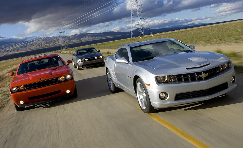 A Love Letter To Muscle Cars