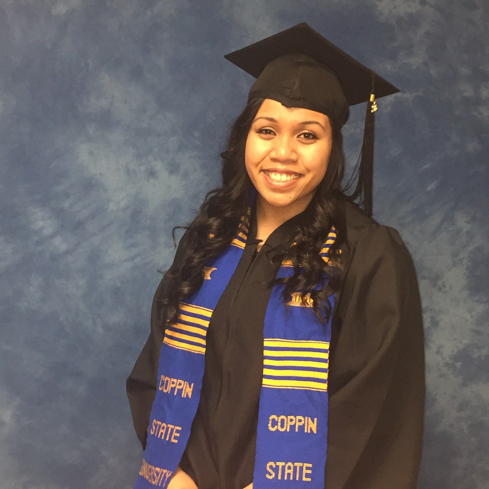 Graduation Gown Blues