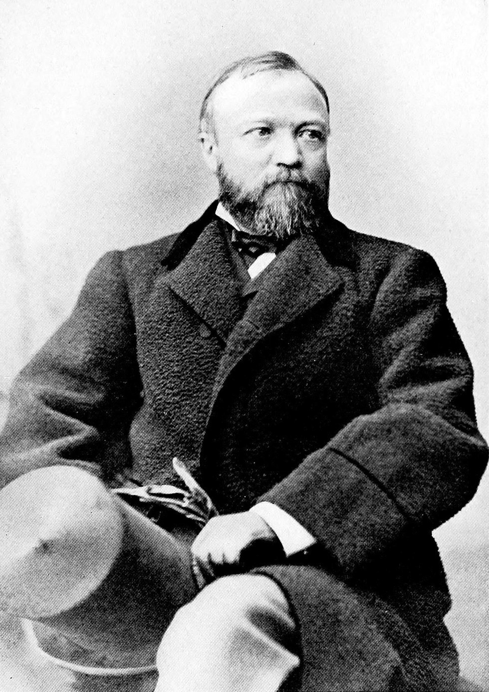 """""""Andrew Carnegie,"""" A Biography By David Nasaw Andrew Carnegie"""