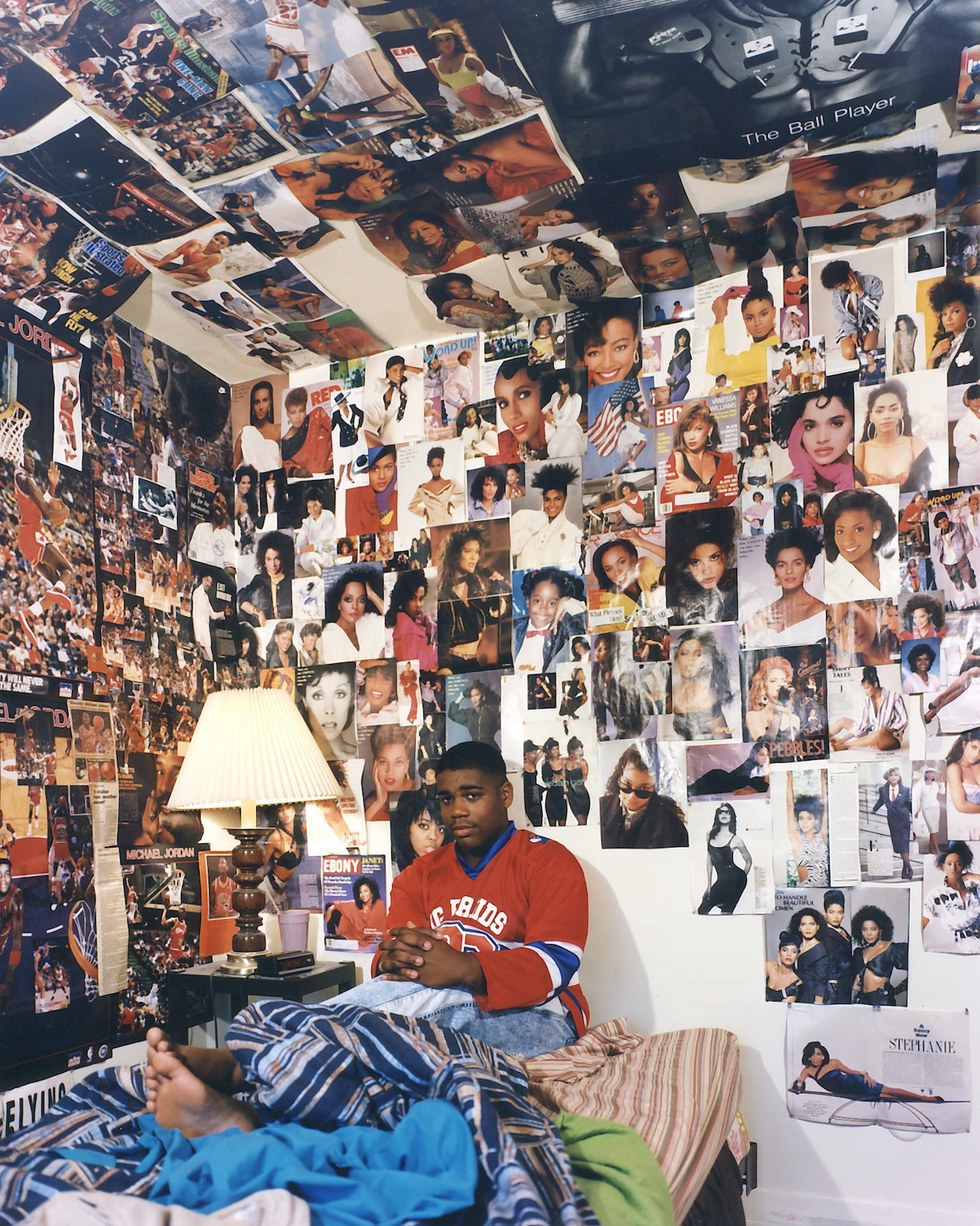 wall posters for bedroom. There was an article on Vice that honored a collection of photographs taken  from various 90s teen s bedrooms The and sparked totally Life In 90 Bedroom Posters Versus Instagram Feeds