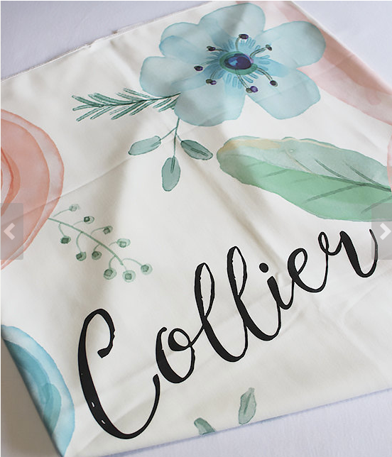 The 16 best etsy baby shops its 4999 for this personalized swaddle blanket sold by atkinson drive gifts which specializes in personalized baby gear such as hats blankets bibs negle Gallery