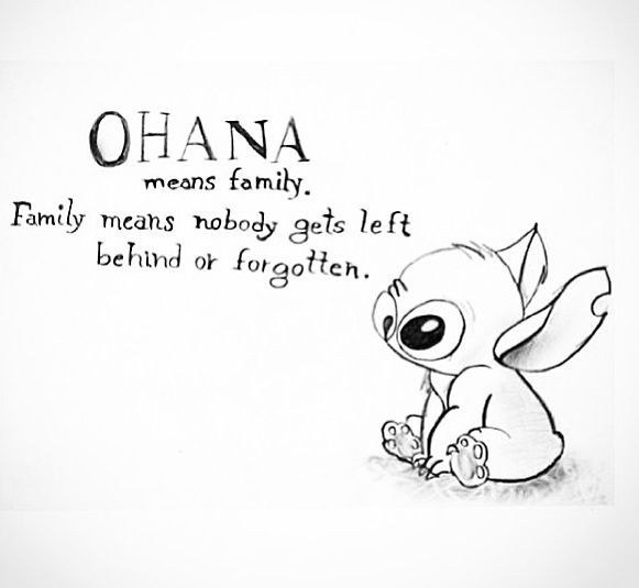 "Ohana Means Family Quote Tattoo: 8 Reasons Why ""Lilo And Stitch"" Is The Best Disney Movie"