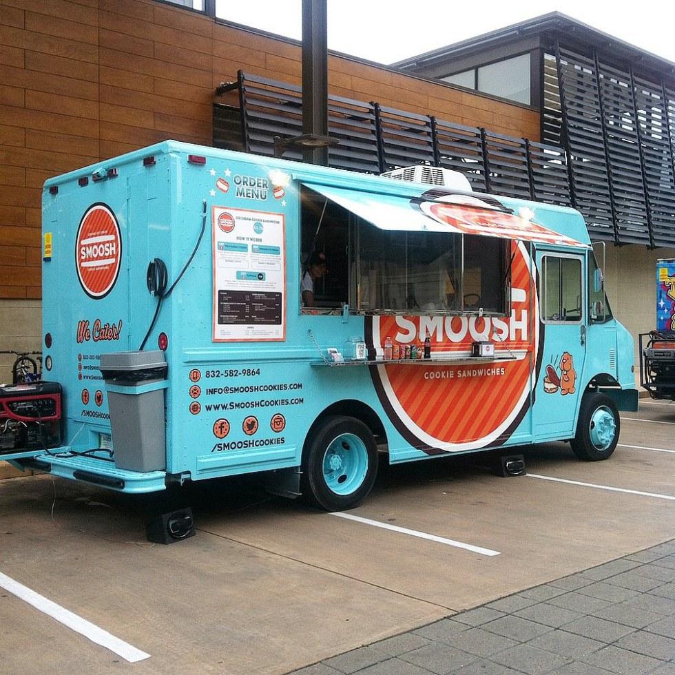 Sam Houston Race Park Food Trucks