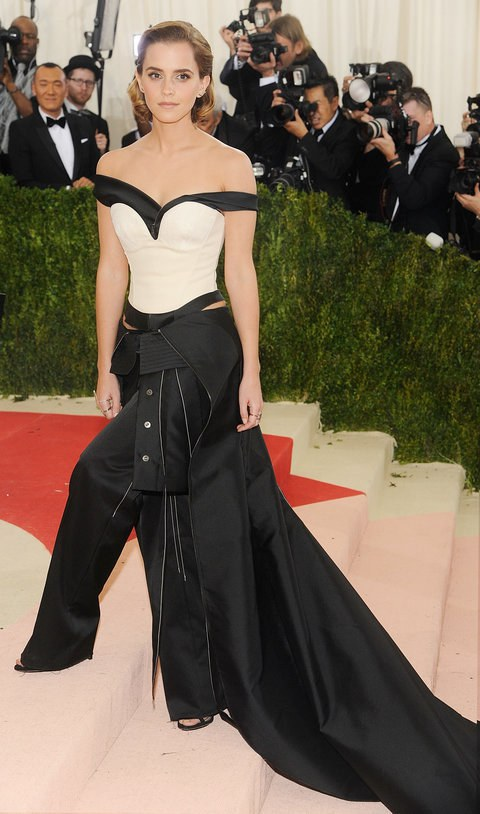 The Importance Of Emma Watson\'s Met Gala Gown
