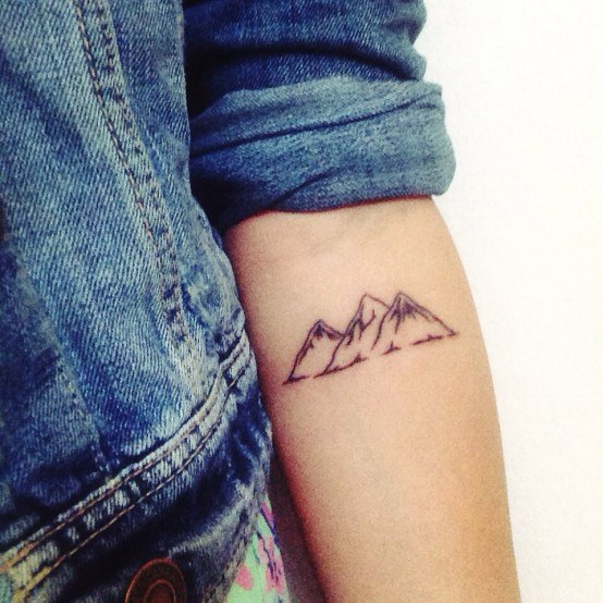 5 tattoos that people at app state would most likely get for App for tattoos