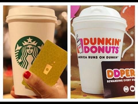starbucks vs dunkin donuts case study essay